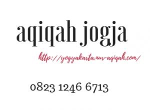 aqiqah di jogja