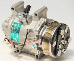 Mesin AC Otomotif